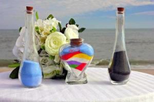sand ceremony wedding celebrant sydney